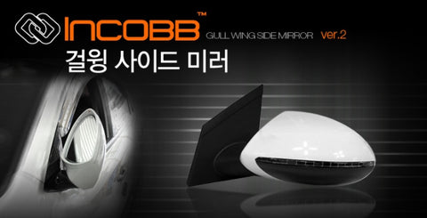 INCOBB NF Sonata Automatic Folding Mirror 06-08 SHIPPED