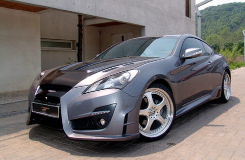 TOMATO A&P BK Genesis Coupe Full Body Kit 09-12 SHIPPED