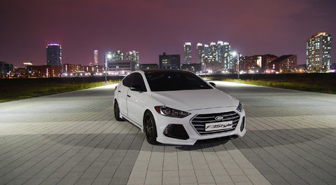 F3Style AD Elantra Full Lip Kit 16 + SHIPPED