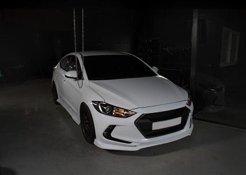 Adro AD Elantra Ver.2 Full Lip Kit 16+ SHIPPED