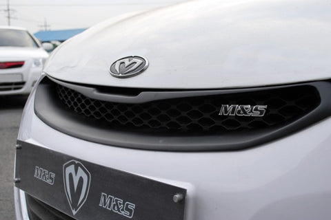 M&S MD Elantra Grille 11-14 SHIPPED