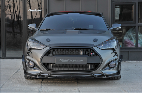 Roadruns Veloster T-GDI Grille 11 + SHIPPED