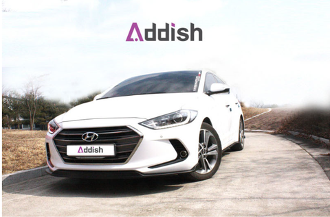 Addish AD Elantra Full Lip Kit 16 + SHIPPED