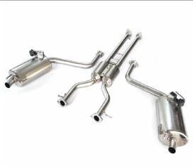 A.JUN DH Genesis Sedan Cat Back Exhaust 15 + SHIPPED