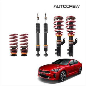 AUTOCREW CK Stinger Coilover 18 + SHIPPED