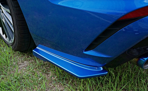 STANCE AD Elantra Sports Rear Lip Spoiler 16 + SHIPPED