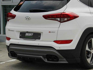 ZEST TL Tucson Rear Diffuser 15 +  SHIPPED