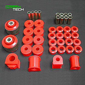 GREENTECH GK Tiburon Full Bushing Kit 02-06 SHIPPED