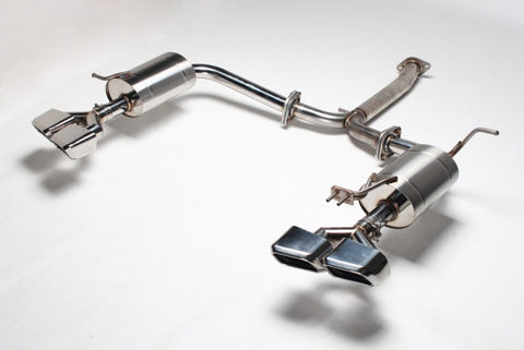 JUN.B.L UM Sorento Axle Back Exhaust 16 + SHIPPED