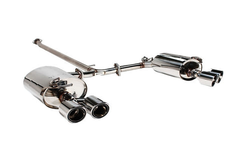 JUN.B.L JF Optima E.V.C Axel Back Exhaust 16 + SHIPPED