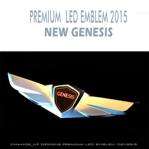 ChangeUp DH Genesis LED Emblem 15 + SHIPPED