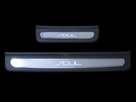 ChangeUp Soul LED Door Scuff Plate 14 + SHIPPED