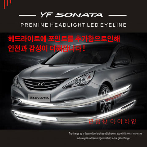ChangeUp YF Sonata Bolt On LED Eyeline 09-14