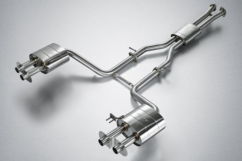 JUN.B.L CK Stinger 3.3 T-GDI Racing Cat Back Exhaust 18 + SHIPPED