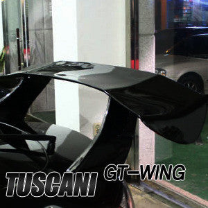 MYRIDE GK Tiburon GT Wing 02-06 CA Pick Up ONLY