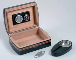 Freeline Brown Line 25er Humidor Set