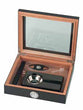 Freeline Black 15er Humidor Set
