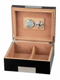Freeline Chrome 25er Humidor