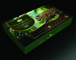 Brun del Re 1787 Rainforest Jaguar Long Robusto Zigarre