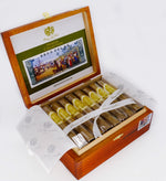 Brun del Re Premium Collection Robusto_Zigarren Box offen