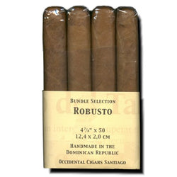 Bundle Selection by Cusano Robusto