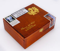 Brun del Re Premium Collection Robusto_Zigarren Box geschlossen