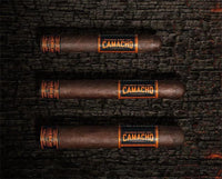 Camacho American Barrel Aged Assortment