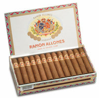 Ramon Allones Small club Corona_25er Box geöffnet