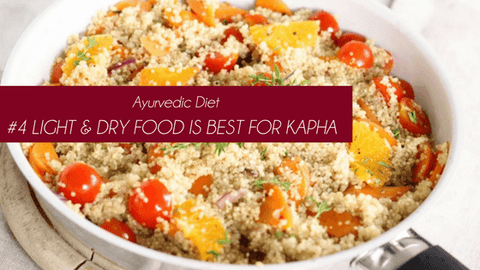 Ayurvedic Diet - How To Eat For Your Dosha – Apothecary7