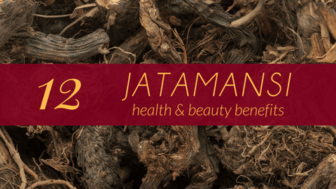 health benefits jatamansi