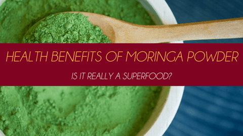 health benefits moringa powder