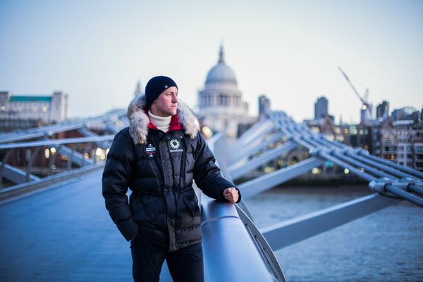 Scott Sears In London