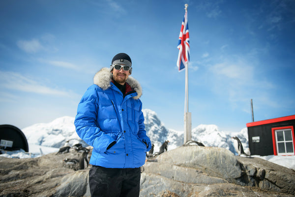 Seb Coulthard Antarctica