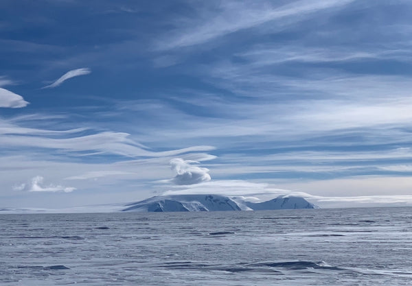 Antarctic Mountains