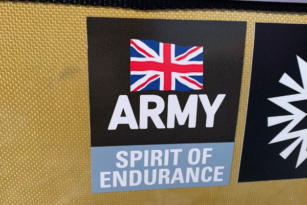 Spirit of Endurance Sticker