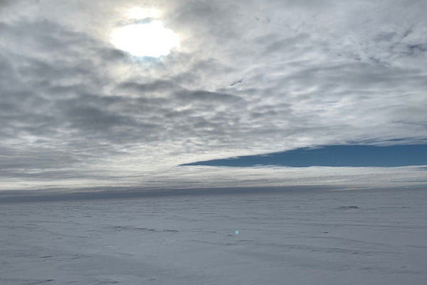 Cloud Cover Antarctica