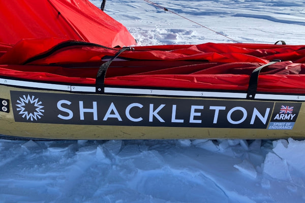 Shackleton Pulk Sticker