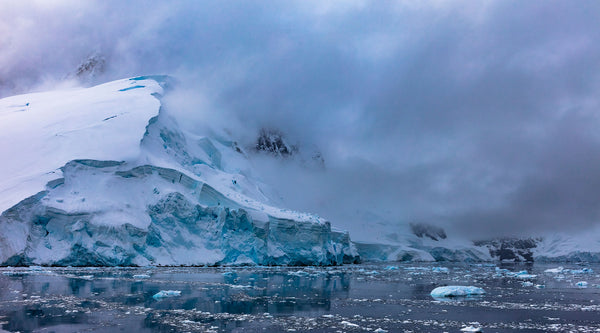 Guiding in Antarctica with Seb Coulthard