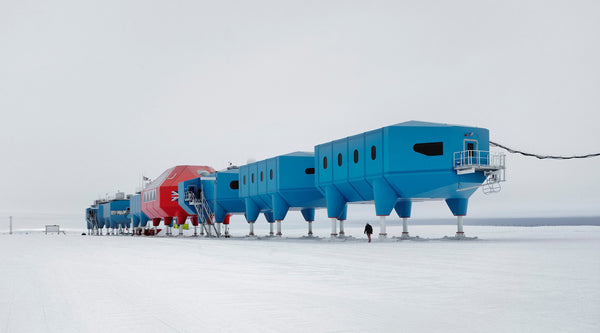 Antarctica's most innovative research stations