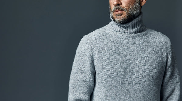 A modern take on heritage knitwear