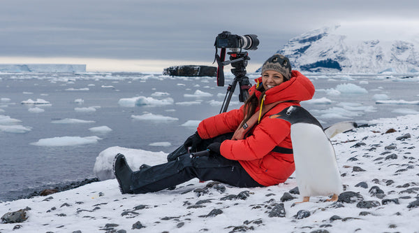 Antarctic wildlife with biologist Lizzie Daly