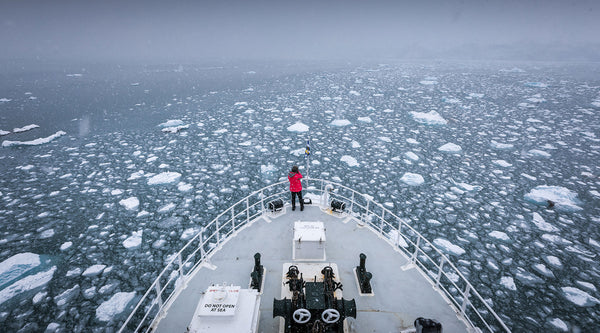 Join a 10-day Svalbard Expedition