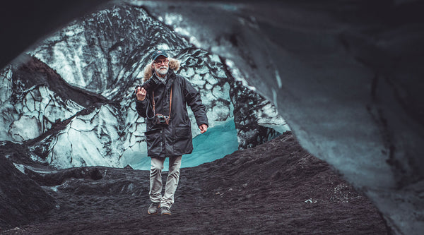 Behind the lens with Ragnar Axelsson