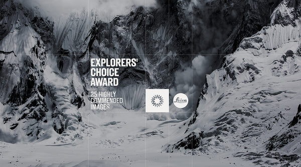 Explorers' Choice Award: Cast Your Vote