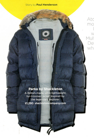 Endurance Parka in GQ