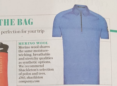 Rudd Polo in Telegraph Travel