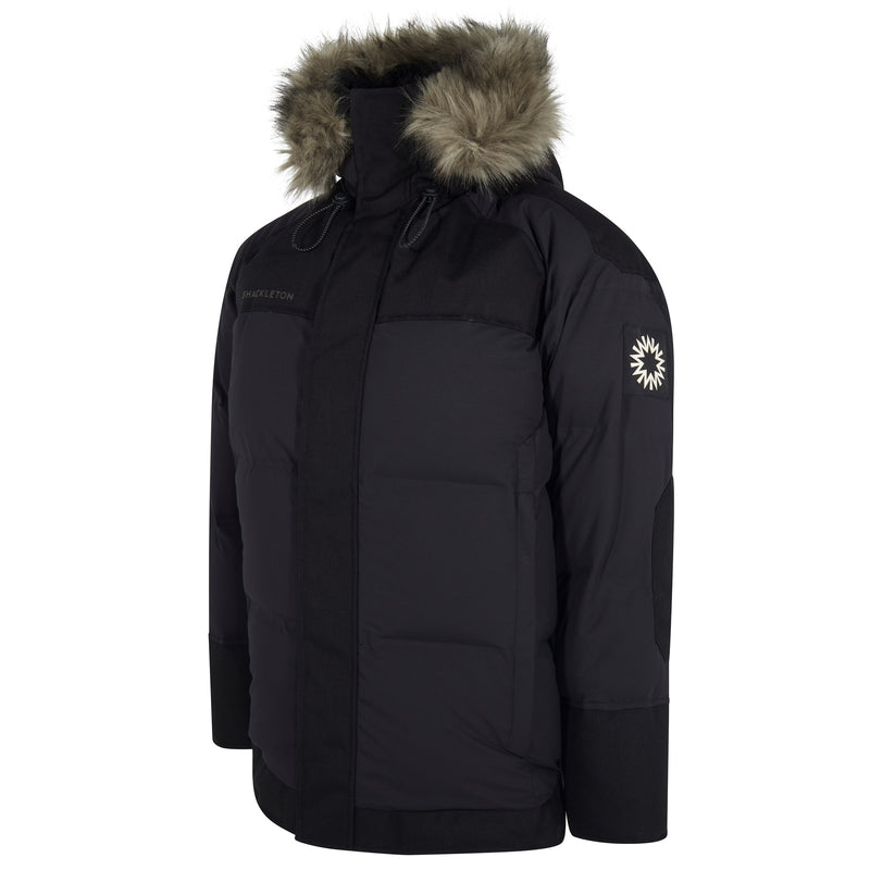 Pilot waterproof down jacket | Black