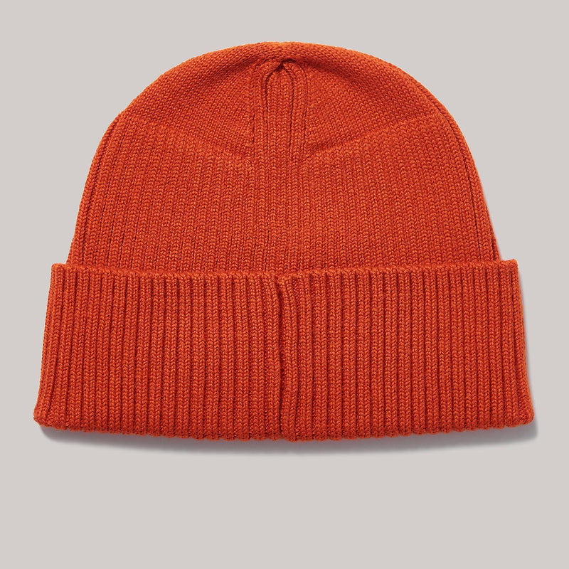 Merino Watch Cap | orange