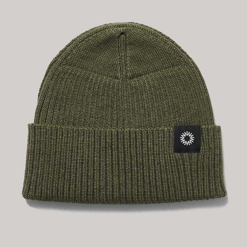 Merino Watch Cap | olive