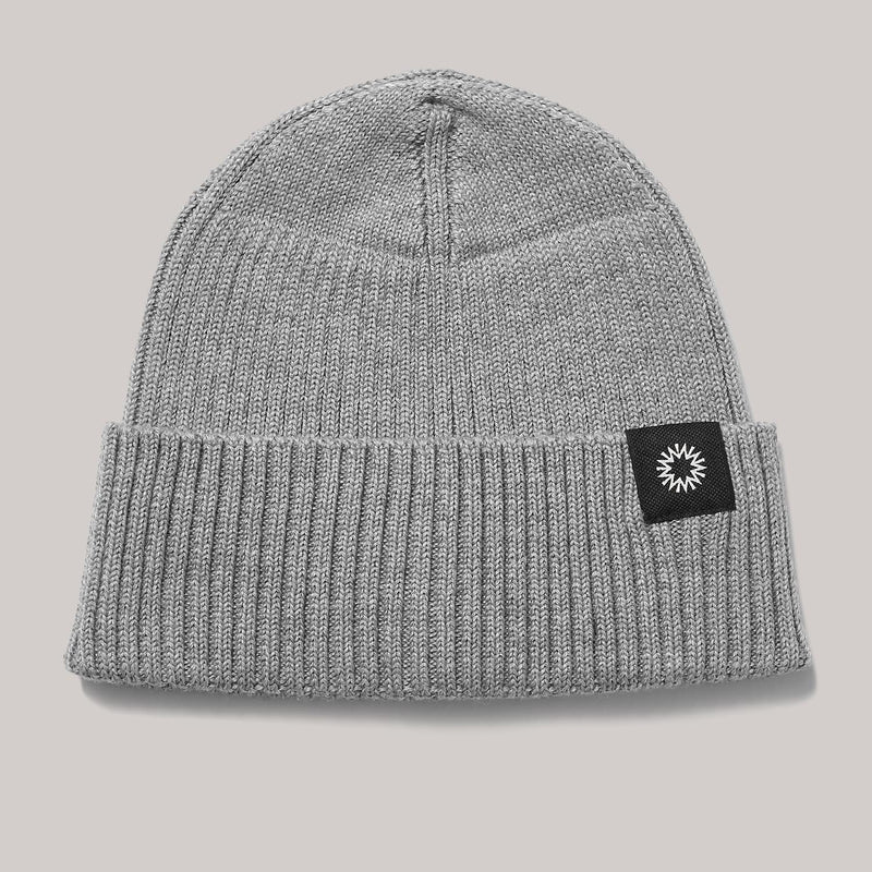 Merino Watch Cap | grey
